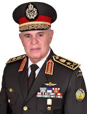 الفريق محمد فريد رئيس أركان حرب القوات المسلحة يغادر إلى السودان فى زيارة رسمية
