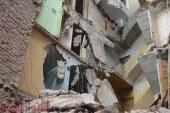 وفاة طفلة لسقوط منزل متهالك بسوهاج