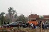 مصرع وأصابة 7أشخاص بانقلاب سياره بالمنشاه بسوهاج