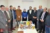 تكريم لجنة الإعلام بمكتب الاسكندرية للاتحاد الدولي للصحافة العربية