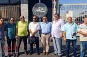 زيارة مفاجئة من الهيئة العامة للبترول علي مستودعات مصر للبترول بالإسكندرية