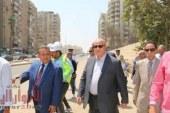محافظ القاهرة يوجه رؤساء الأحياء بتكثيف حملات النظافة