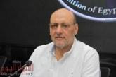 ابو العطا يطالب رجال الأعمال بالتبرع لمعهد الآورام