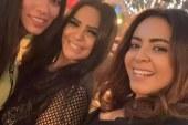 بالـــصــور… ياسمين نيازى تحتفل بعيد ميلادها بإطلالة جديدة