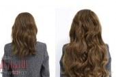 استخدام المياه الغازية في فرد وتنعيم الشعر
