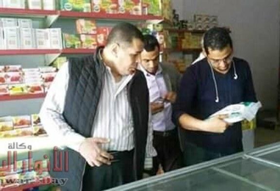 ضبط 56 قضية تموينية في حملة على أسواق ومخابز سوهاج