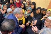 وزير التموين يفتتح فرع هايبر ماركت بمنطقة دراو محافظة أسوان