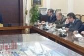 وزير التموين …  الأجهزة الرقابية سوف تتصدى بقوه القانون في غش أي منتج أو حجب السلع أو محاوله تعطيش السوق لأي منتج