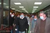 """بالصور .. """" التموين """" تتخذ كافة الإجراءات الاحترازية لوقاية العاملين بمصانع السكر من فيروس كورونا"""