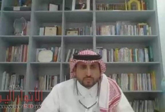 """العربي لسيدات الأعمال يهني """"الكثيري"""" ويبحث سبل تطبيق اطروحته"""