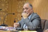 رئيس الاعلى للطرق الصوفية يعزى الدكتور أسامة العبد