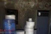 جهاز حماية المستهلك يضبط مصنعاً غير مرخص لانتاج الكمامات وأدوات التعقيم بمحافظة الشرقية